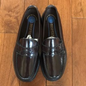 New Rockport Men's Penny Loafers, size 8
